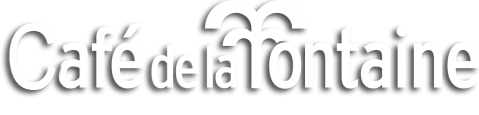 Logo Cafe de la Fontaine
